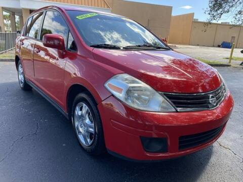 2012 Nissan Versa for sale at Palm Bay Motors in Palm Bay FL