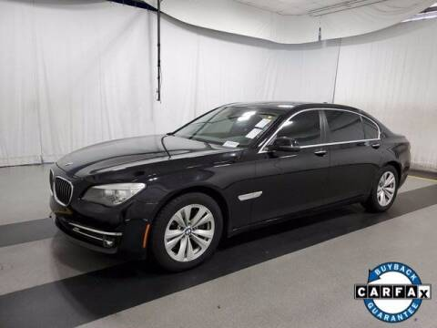 2015 BMW 7 Series for sale at Carma Auto Group in Duluth GA
