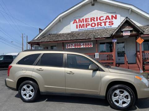 2008 Suzuki XL7 for sale at American Imports INC in Indianapolis IN