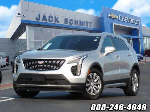2019 Cadillac XT4 for sale at Jack Schmitt Chevrolet Wood River in Wood River IL