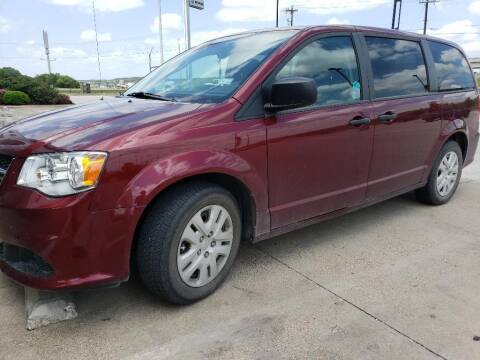 2019 Dodge Grand Caravan for sale at Stanley Chrysler Dodge Jeep Ram Gatesville in Gatesville TX
