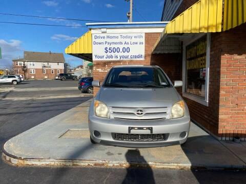 2005 Scion xA for sale at Diamond Auto Sales in Pleasantville NJ