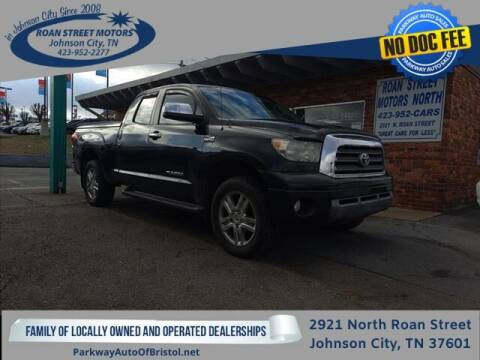 2008 Toyota Tundra for sale at PARKWAY AUTO SALES OF BRISTOL - Roan Street Motors in Johnson City TN