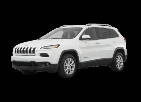 2018 Jeep Cherokee for sale at KA Commercial Trucks, LLC in Dassel MN
