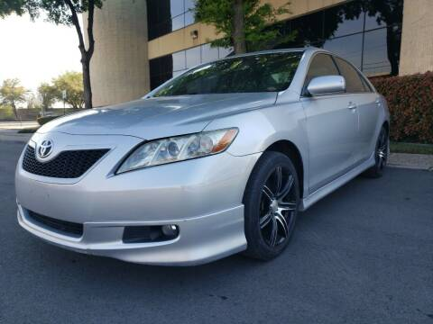2007 Toyota Camry for sale at Best Royal Car Sales in Dallas TX
