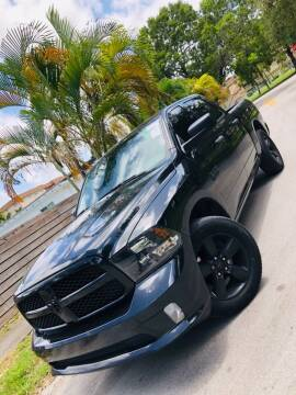 2017 RAM Ram Pickup 1500 for sale at IRON CARS in Hollywood FL
