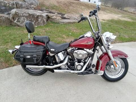 2005 Harley-Davidson FLSTCI for sale at HIGHWAY 12 MOTORSPORTS in Nashville TN