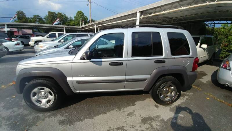 2003 Jeep Liberty for sale at Lewis Used Cars in Elizabethton TN