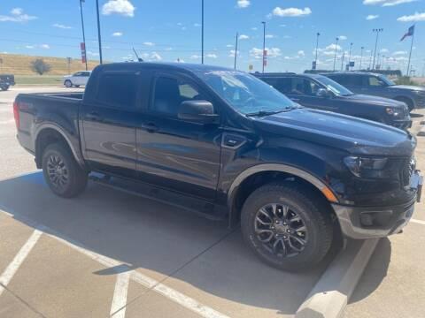 2020 Ford Ranger for sale at Stanley Chrysler Dodge Jeep Ram Gatesville in Gatesville TX