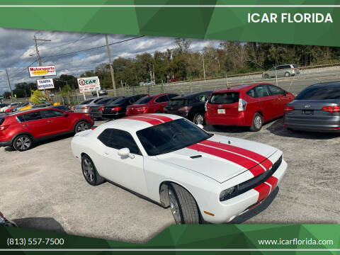 2013 Dodge Challenger for sale at ICar Florida in Lutz FL