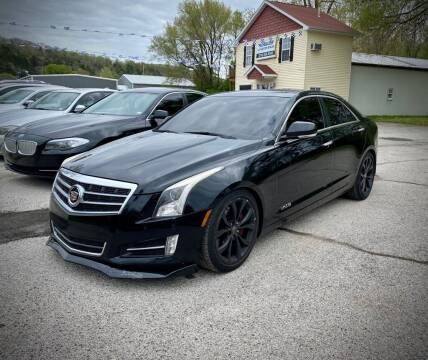 2013 Cadillac ATS for sale at Unique LA Motor Sales LLC in Byrnes Mill MO