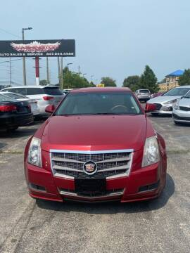 2011 Cadillac CTS for sale at Washington Auto Group in Waukegan IL