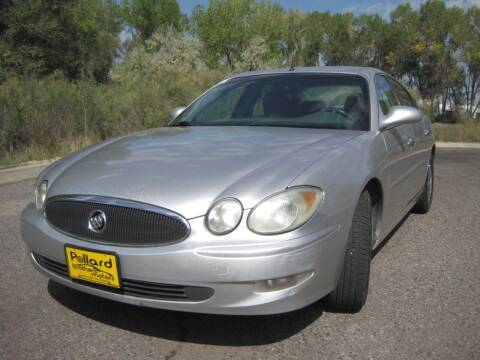 2005 Buick LaCrosse for sale at Pollard Brothers Motors in Montrose CO