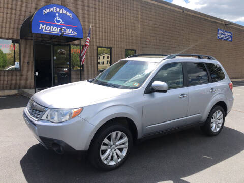 2013 Subaru Forester for sale at CJ Clark's New England Motor Car Company in Hudson NH