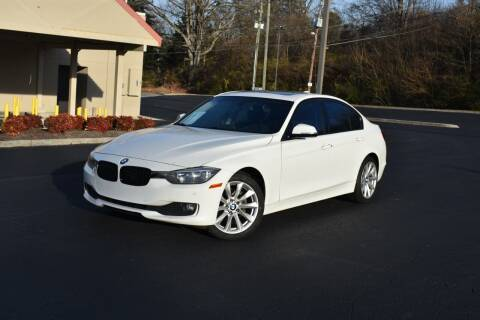 2015 BMW 3 Series for sale at Alpha Motors in Knoxville TN