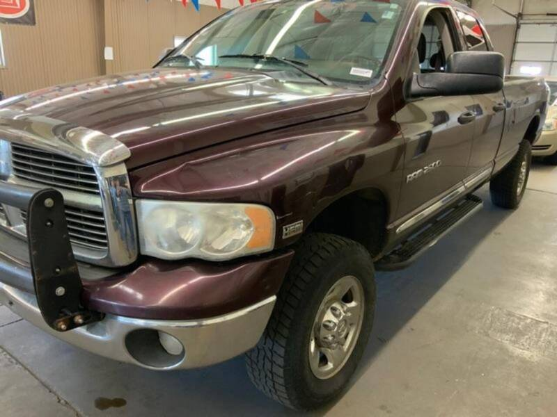 2004 Dodge Ram Pickup 2500 for sale at All Affordable Autos in Oakley KS