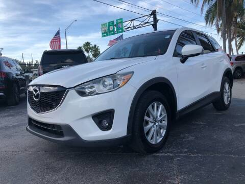 2013 Mazda CX-5 for sale at Gtr Motors in Fort Lauderdale FL