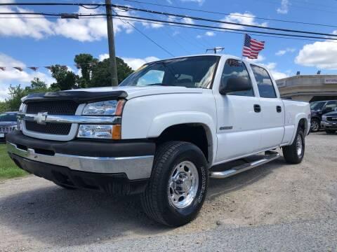 2005 Chevrolet Silverado 1500HD for sale at Mega Autosports in Chesapeake VA
