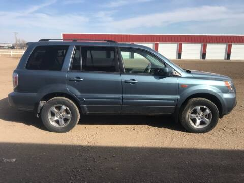 2006 Honda Pilot for sale at TnT Auto Plex in Platte SD