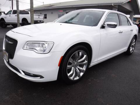 2015 Chrysler 300 for sale at PONO'S USED CARS in Hilo HI
