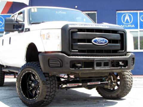 2011 Ford F-250 Super Duty for sale at Orlando Auto Connect in Orlando FL