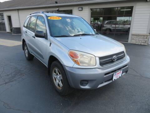 2005 Toyota RAV4 for sale at Tri-County Pre-Owned Superstore in Reynoldsburg OH