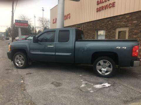 2009 Chevrolet Silverado 1500 for sale at K B Motors in Clearfield PA
