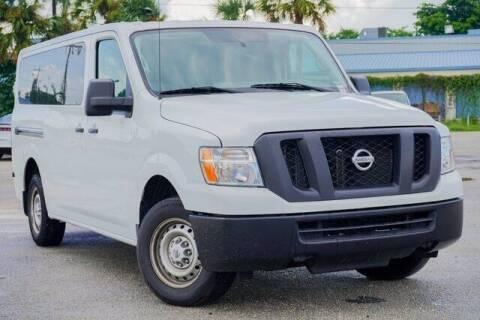 2020 Nissan NV Passenger for sale at JumboAutoGroup.com in Hollywood FL