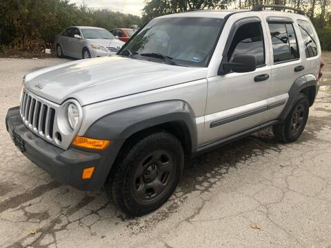 2006 Jeep Liberty for sale at Supreme Auto Gallery LLC in Kansas City MO