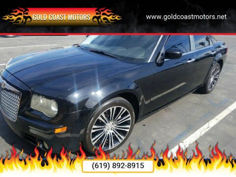 2010 Chrysler 300 for sale at Gold Coast Motors in Lemon Grove CA
