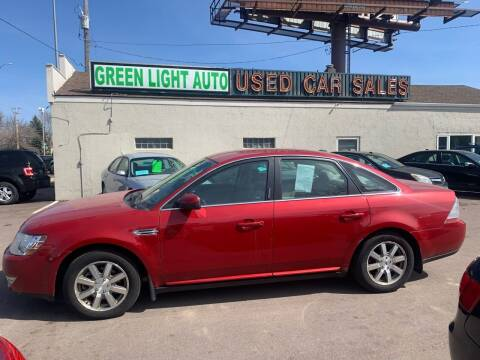 2009 Ford Taurus for sale at Green Light Auto in Sioux Falls SD
