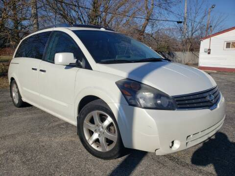 2009 Nissan Quest for sale at speedy auto sales in Indianapolis IN