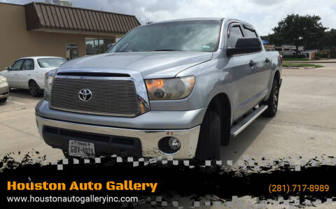 2013 Toyota Tundra for sale at Houston Auto Gallery in Katy TX
