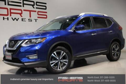 2018 Nissan Rogue for sale at Fishers Imports in Fishers IN