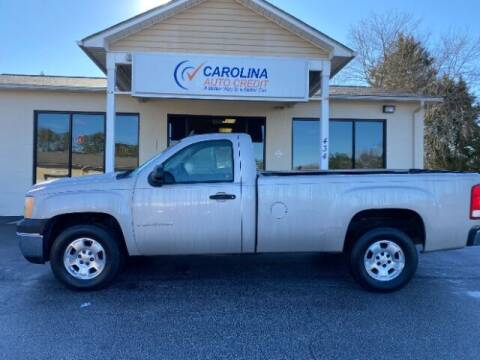 2007 GMC Sierra 1500 for sale at Carolina Auto Credit in Youngsville NC