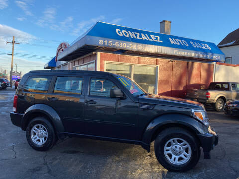 2011 Dodge Nitro for sale at Gonzalez Auto Sales in Joliet IL