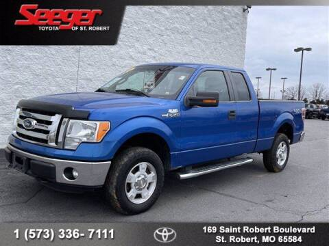 2012 Ford F-150 for sale at SEEGER TOYOTA OF ST ROBERT in St Robert MO