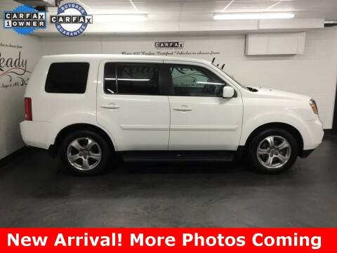 2014 Honda Pilot for sale at Road Ready Used Cars in Ansonia CT