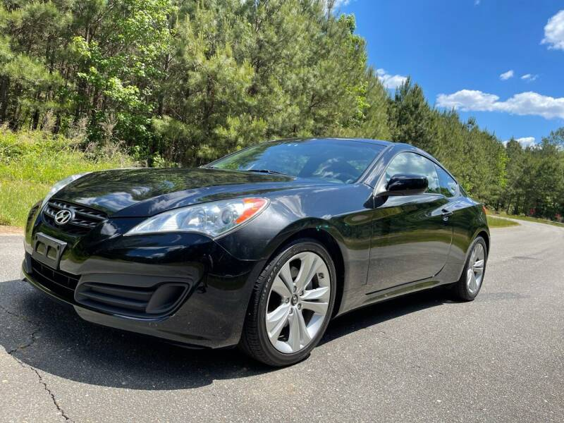 2010 Hyundai Genesis Coupe for sale in Clayton, NC