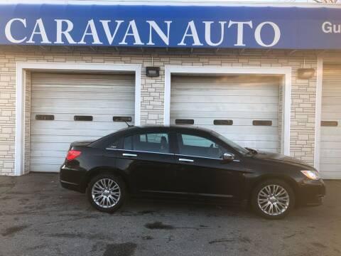 2012 Chrysler 200 for sale at Caravan Auto in Cranston RI