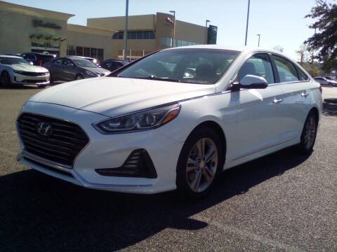 2018 Hyundai Sonata for sale at JOE BULLARD USED CARS in Mobile AL