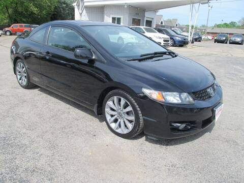 2011 Honda Civic for sale at St. Mary Auto Sales in Hilliard OH