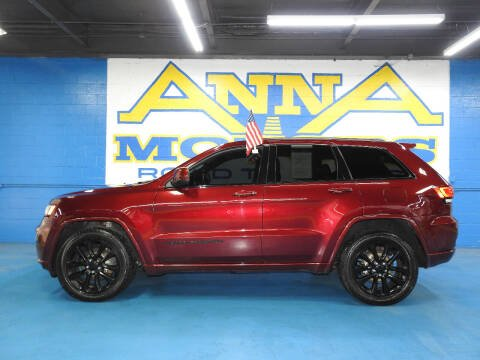 2018 Jeep Grand Cherokee for sale at ANNA MOTORS, INC. in Detroit MI