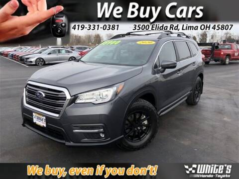 2020 Subaru Ascent for sale at White's Honda Toyota of Lima in Lima OH