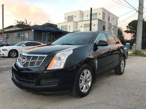 2011 Cadillac SRX for sale at Saipan Auto Sales in Houston TX