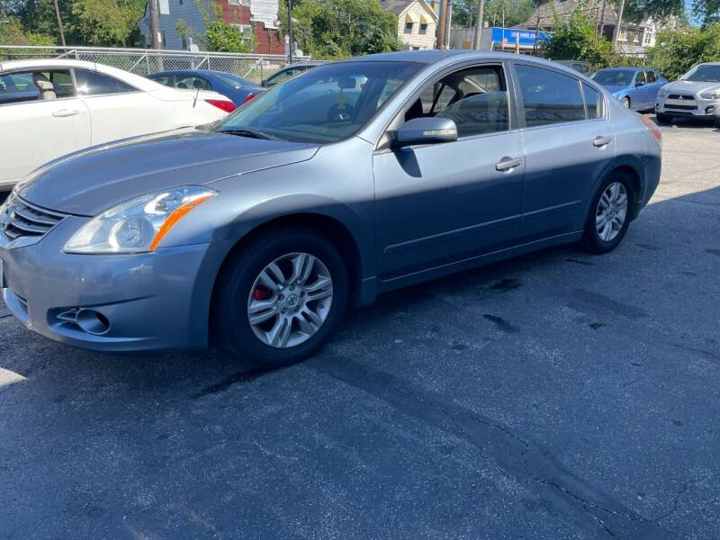 2010 Nissan Altima for sale at Union Motor Cars Inc in Cleveland OH