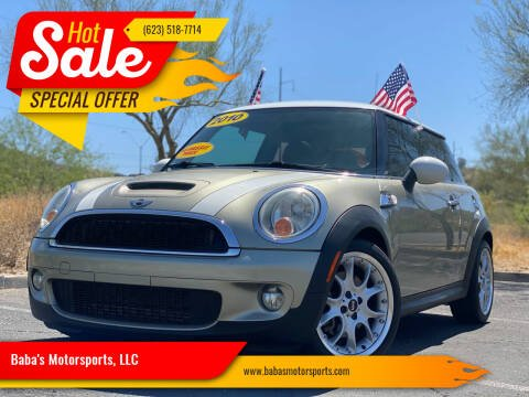 2010 MINI Cooper for sale at Baba's Motorsports, LLC in Phoenix AZ