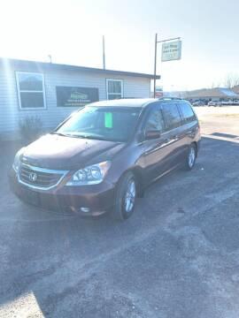 2010 Honda Odyssey for sale at Tri State Auto Center in La Crescent MN