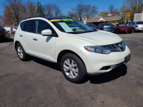 2011 Nissan Murano for sale at Costas Auto Gallery in Rahway NJ