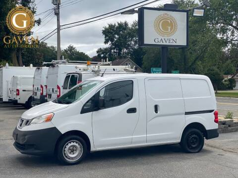 2016 Nissan NV200 for sale at Gaven Auto Group in Kenvil NJ